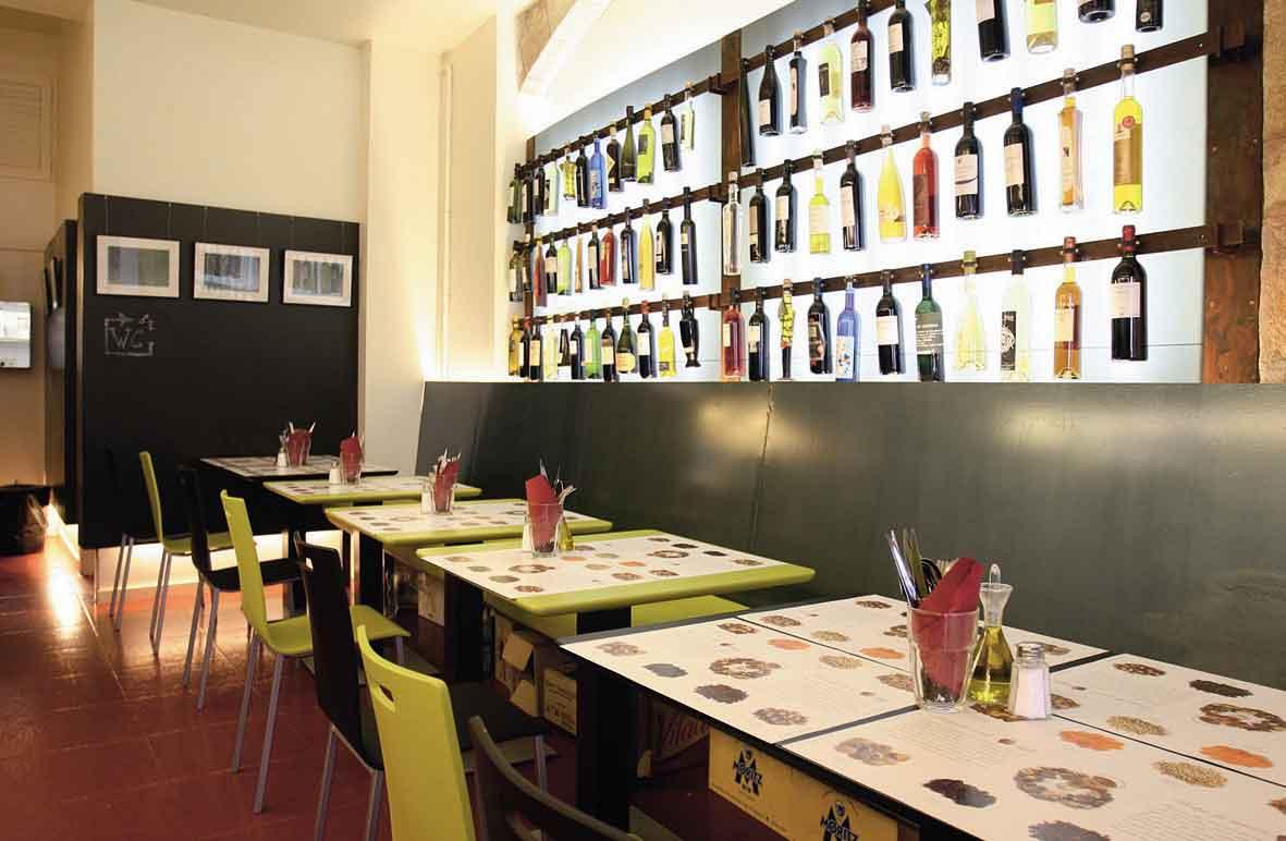 Restaurante en Born, Barcelona (Psg. Born 4), La Llavor dels Origens, cocina catalana tradicional